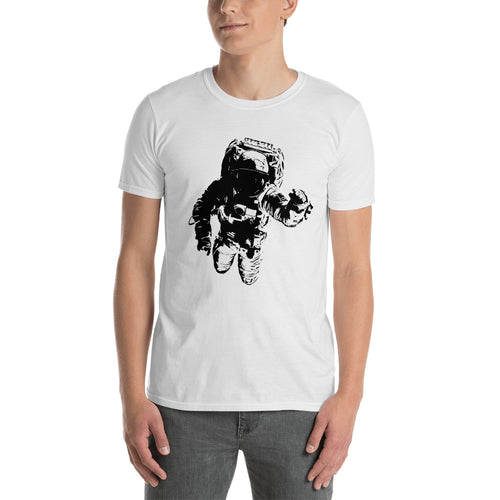 Astronomer T Shirt White Astronomer T Shirt for Men - FlorenceLand