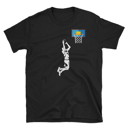 Basketball T Shirt Dunkmaster T Shirt Black Basketball T Shirt Designs - FlorenceLand