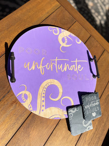 Poor Unfortunate Souls Tray - Preorder