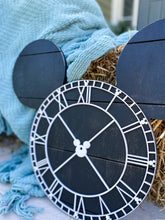 Load image into Gallery viewer, Farmhouse Mini Mouse Clock - Preorder