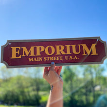Load image into Gallery viewer, Emporium Metal Sign - Preorder