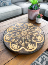 "Load image into Gallery viewer, ""Free Spirit"" Lazy Susan - CUSTOM PREORDER"
