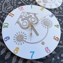 "Load image into Gallery viewer, 30"" Small World Clock - PREORDER"