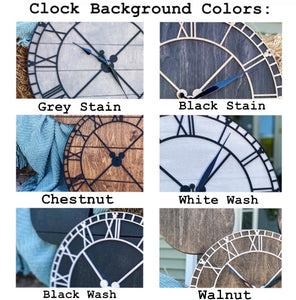 "30"" FarmMouse ROUND Clock - Preorder"
