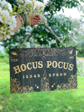 Load image into Gallery viewer, Hocus Pocus Wall Hanger - Seconds
