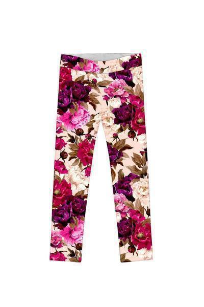 Girls Pants, Leggings & Capris-JadeMoghul Inc.