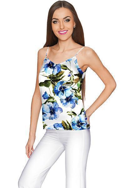 Women Fashion V-Neck Tops-JadeMoghul Inc.