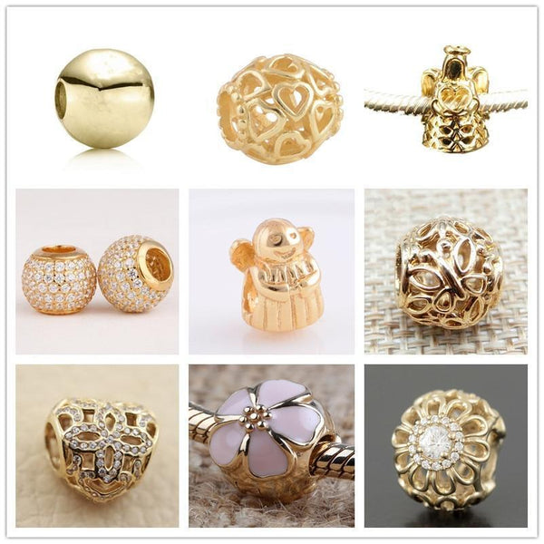 Lovely silver plated stamp earing Beads stud brincos Richy-Glory