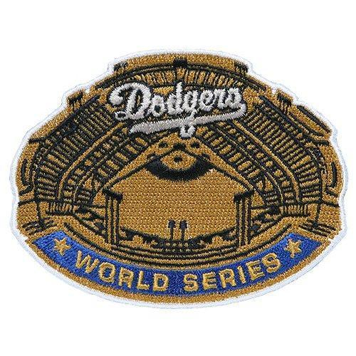 1963 Los Angeles Dodgers MLB World Series Championship Patch-Los Angeles Dodgers-JadeMoghul Inc.