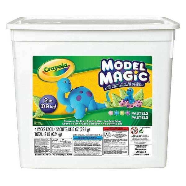 2 LB BUCKET MODEL MAGIC PASTEL-Arts & Crafts-JadeMoghul Inc.
