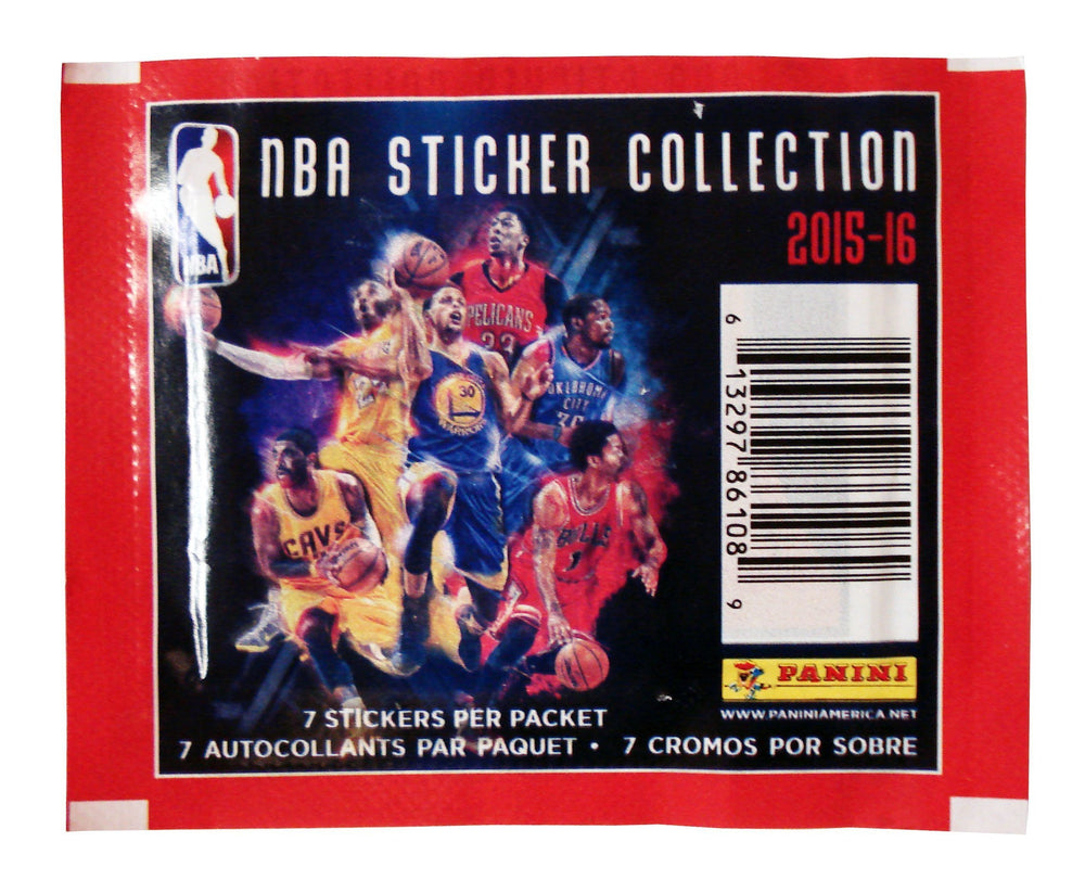 2015 Panini NBA Individual Sticker Pack-NBA-JadeMoghul Inc.