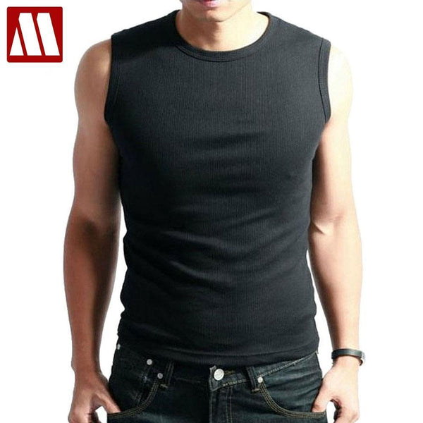Mens Outdoor Sport Boy Boat and Sea Art Tank Top Vest T-Shirt Fast Drying Stylish Sleeveless Tee