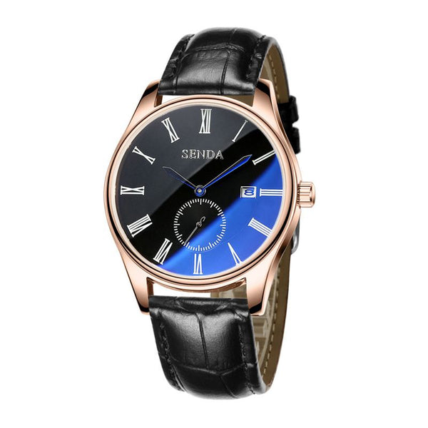 Business Men Good Quality Fashion Classic Design Waterproof Watch