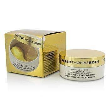 24K Gold Hydra-Gel Eye Patches - 30 Pairs-All Skincare-JadeMoghul Inc.