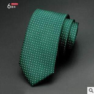 6cm Men Tie / New Fashion Dot Necktie-10-JadeMoghul Inc.