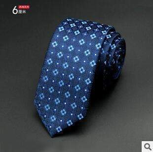 6cm Men Tie / New Fashion Dot Necktie-12-JadeMoghul Inc.