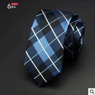 6cm Men Tie / New Fashion Dot Necktie-14-JadeMoghul Inc.