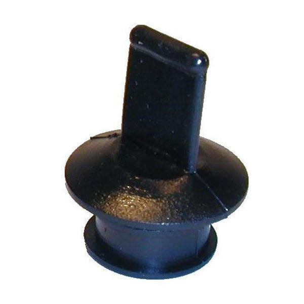 "TH-Marine Push-In Drain Plug f-1-1-8"" Thru-Hull  All Purpose Drains [PP-118-DP]"