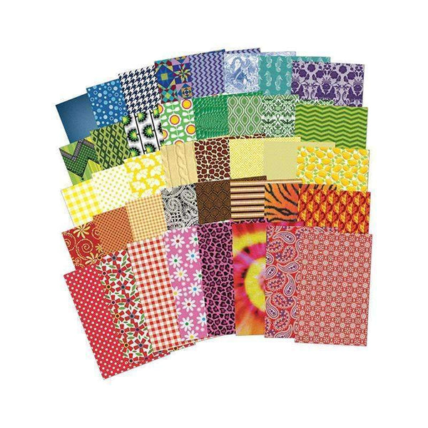 ALL KINDS OF FABRIC DESIGN PAPERS-Arts & Crafts-JadeMoghul Inc.