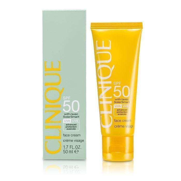 All Skincare Sun SPF 50 Face Cream UVA-UVB - 50ml-1.7oz Clinique