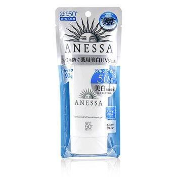 Anessa Whitening UV Sunscreen Gel SPF50+ PA++++ - 90g/3oz-All Skincare-JadeMoghul Inc.