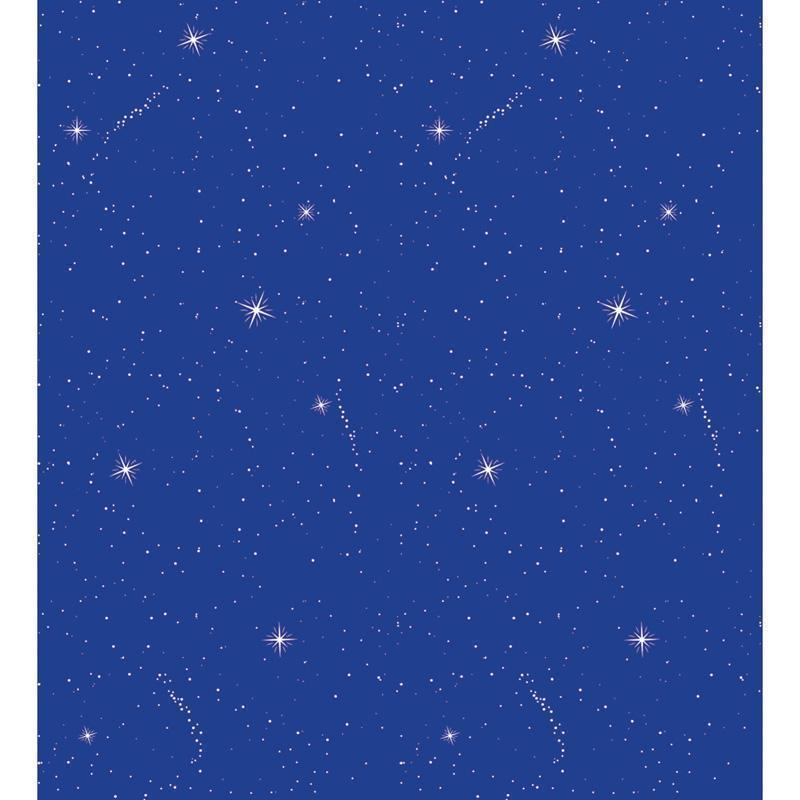 Fadeless 48X12 Night Sky Sold 4Rls