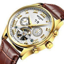 Automatic Watch - Men Waterproof Mechanical Watch-1101-JadeMoghul Inc.