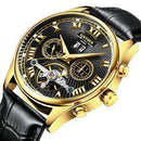 Automatic Watch - Men Waterproof Mechanical Watch-1102-JadeMoghul Inc.