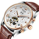 Automatic Watch - Men Waterproof Mechanical Watch-1201-JadeMoghul Inc.