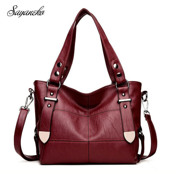 Women Shoulder Bags Rose Red Retro Romatic Spring Peony Leather Hand Totes Bag Causal Handbags Zipped Shoulder Organizer For Lady Girls Womens Tote Bag Women