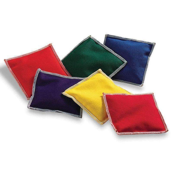BEAN BAGS RAINBOW 6/PK-Learning Materials-JadeMoghul Inc.