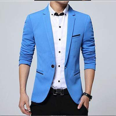 Best Jackets Men Casual Slim Fit Sports Jacket AExp