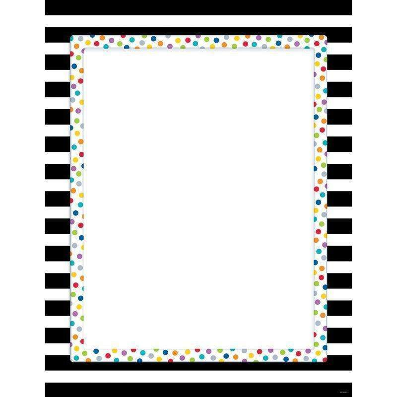 BOLD AND BRIGHT BLANK CHART-Learning Materials-JadeMoghul Inc.