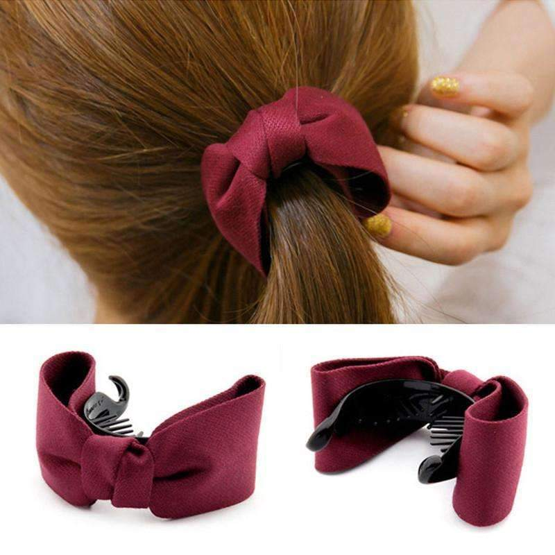 Bow Tie Hair Clips-Small-JadeMoghul Inc.