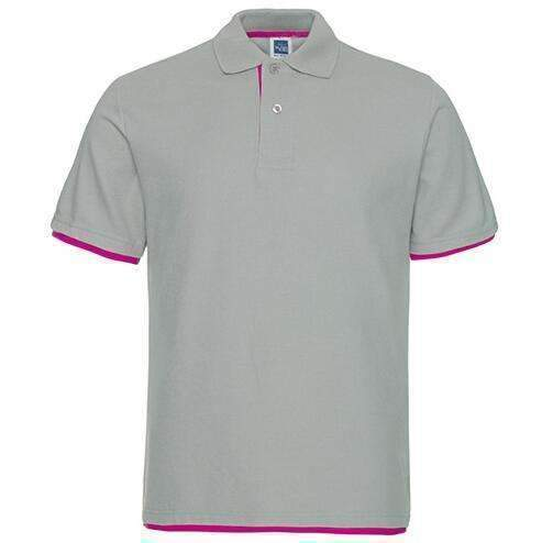 Brand New Men's Polo Shirt For Men Desiger Polos Men Cotton Short Sleeve shirt clothes jerseys golftennis Plus Size XS- XXXL-picture color 1-XS-JadeMoghul Inc.