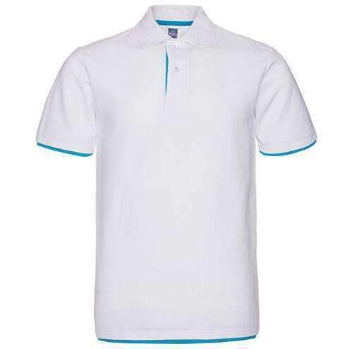 Brand New Men's Polo Shirt For Men Desiger Polos Men Cotton Short Sleeve shirt clothes jerseys golftennis Plus Size XS- XXXL-picture color 10-XS-JadeMoghul Inc.