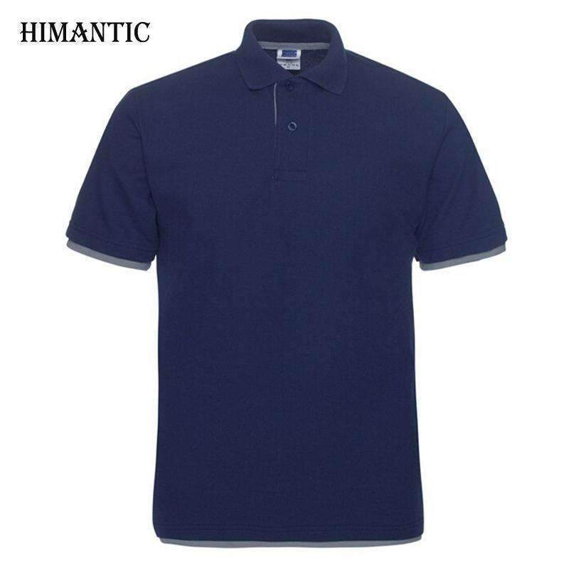 Brand New Men's Polo Shirt For Men Desiger Polos Men Cotton Short Sleeve shirt clothes jerseys golftennis Plus Size XS- XXXL-picture color 11-XS-JadeMoghul Inc.