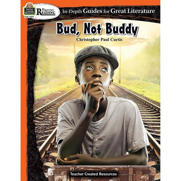 BUD NOT BUDDY RIGOROUS READING-Learning Materials-JadeMoghul Inc.