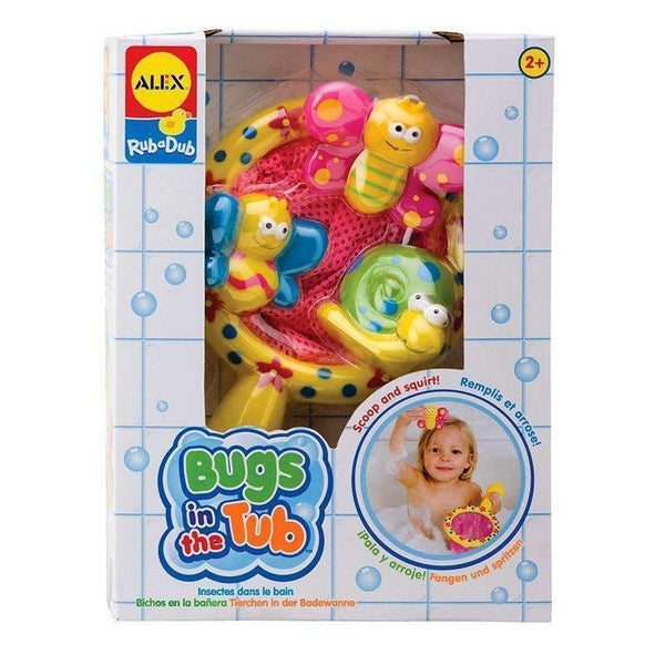 BUGS IN THE TUB-Toys & Games-JadeMoghul Inc.