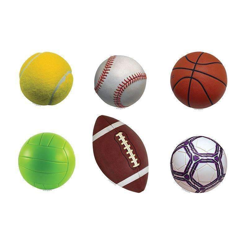 BULLETIN BOARD ACCENTS SPORTS-Learning Materials-JadeMoghul Inc.