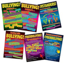 BULLYING IN A CYBER WORLD POSTER-Learning Materials-JadeMoghul Inc.