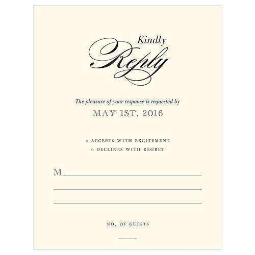 Burlap Chic RSVP (Pack of 1)-Weddingstar-JadeMoghul Inc.