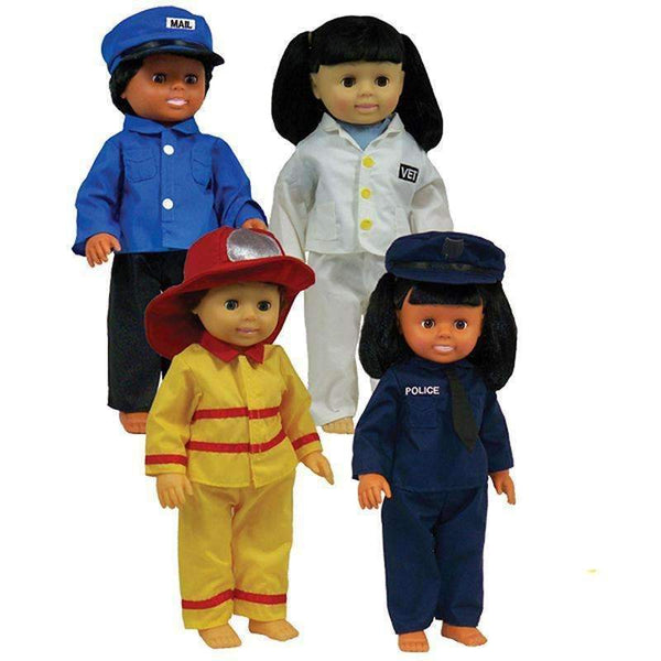 CAREER DOLL CLOTHES-Toys & Games-JadeMoghul Inc.