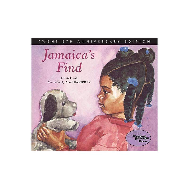 CARRY ALONG BOOK & CD JAMAICAS FIND-Childrens Books & Music-JadeMoghul Inc.