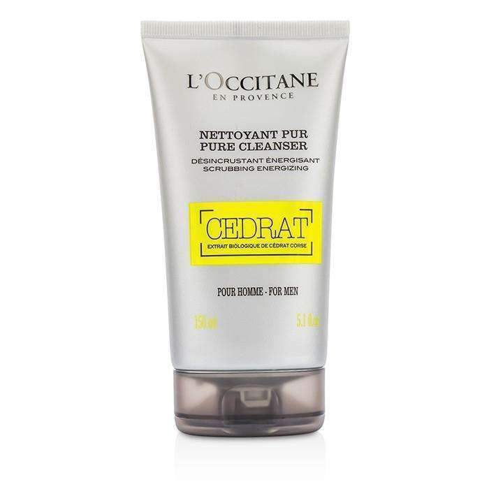 Cedrat Pure Cleanser - 150ml-5.1oz-Men's Skin-JadeMoghul Inc.