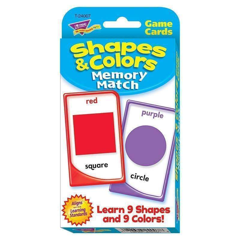 CHALLENGE CARDS COLORS AND SHAPE-Learning Materials-JadeMoghul Inc.