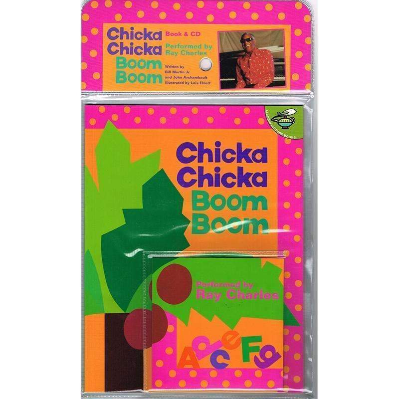 CHICKA CHICKA BOOM BOOM CARRY ALONG-Learning Materials-JadeMoghul Inc.