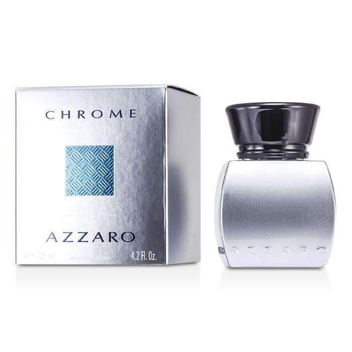 Chrome Eau De Toilette Spray (Collector Precious Edition) - 125ml-4.2oz-Fragrances For Men-JadeMoghul Inc.
