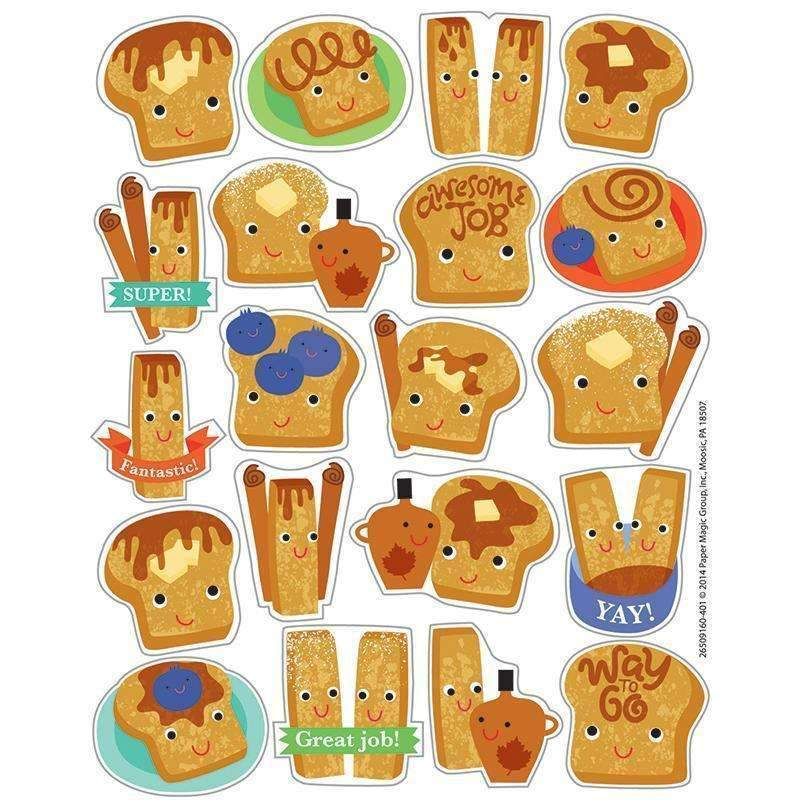 CINNAMON SCENTED STICKERS-Learning Materials-JadeMoghul Inc.