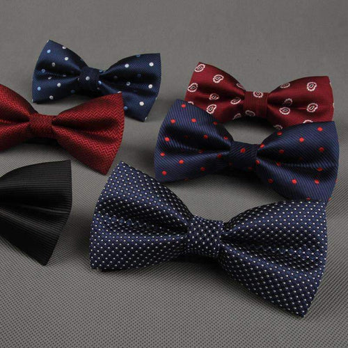 Classic Bow Ties - Formal Wear-JadeMoghul Inc.